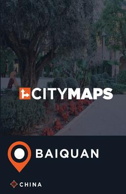 City Maps Baiquan China