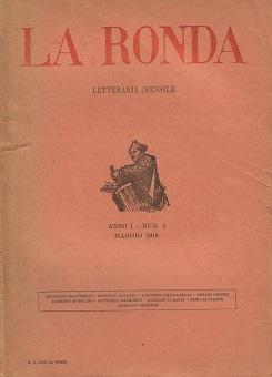 La Ronda. Anno I, n. 2 (maggio 1919)