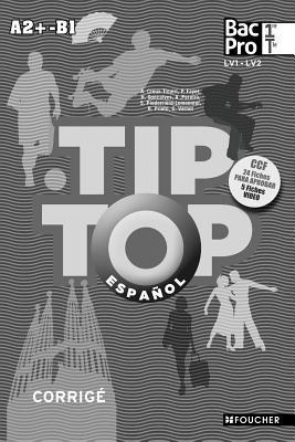 Español 1re-Tle Bac Pro LV1-LV2 A2+-B1 Tip Top