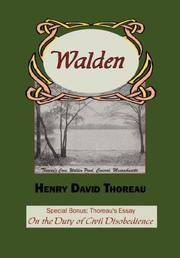 Walden, or, Life in ...