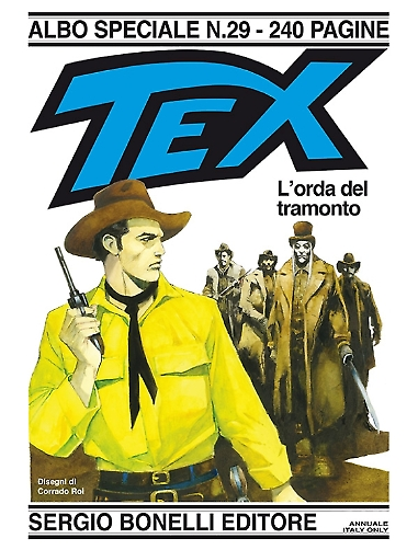 Tex Albo speciale n. 29