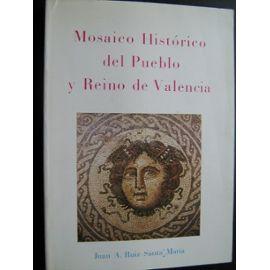 Mosaico histórico del pueblo de Valencia