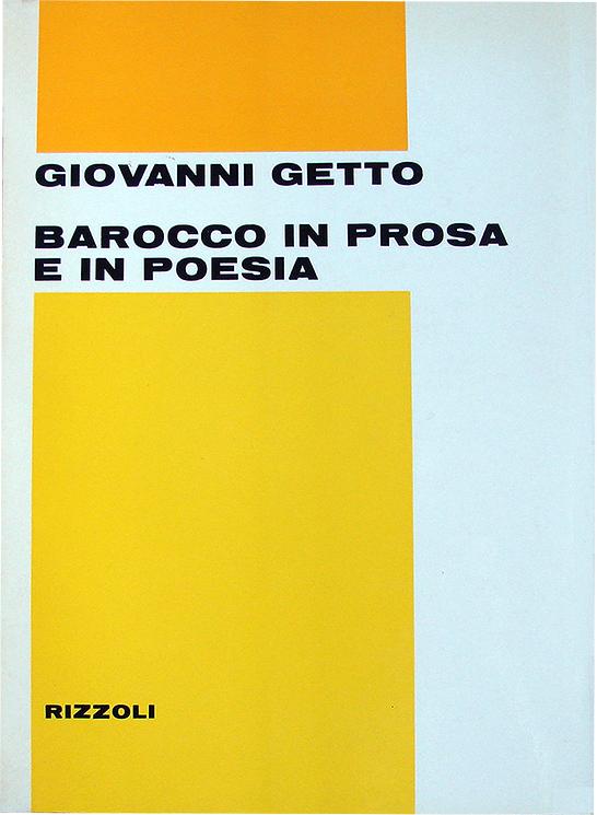 Barocco in prosa e i...