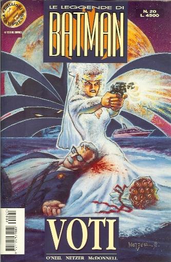 Le Leggende di Batman n. 20