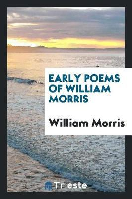 Early poems of Willi...