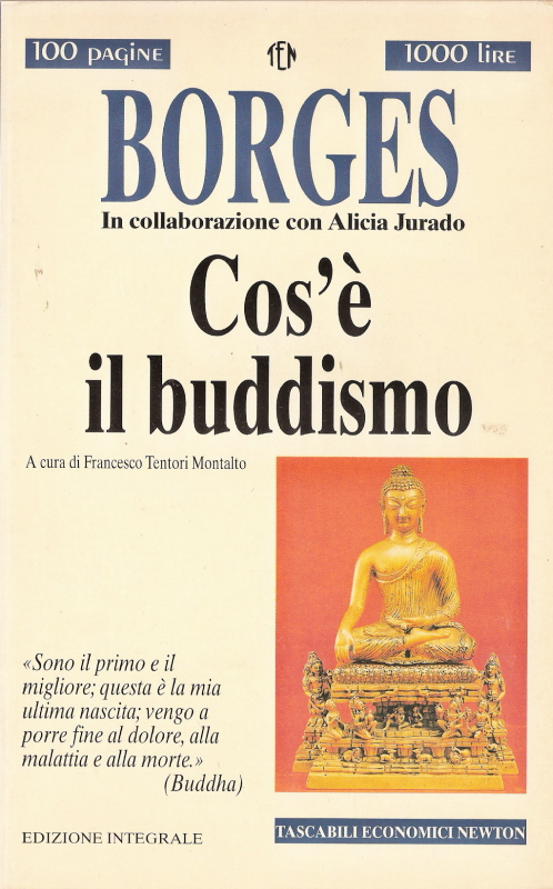 Cos è Il Buddismo Jorge Luis Borges Anobii
