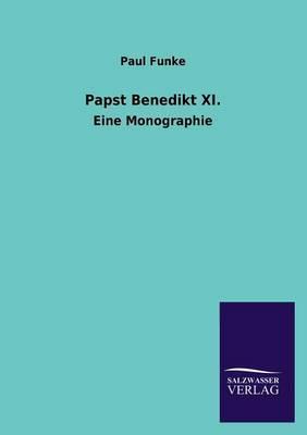 Papst Benedikt XI