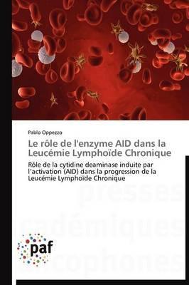 Le Role de l'Enzyme Aid Dans la Leucemie Lymphoide Chronique