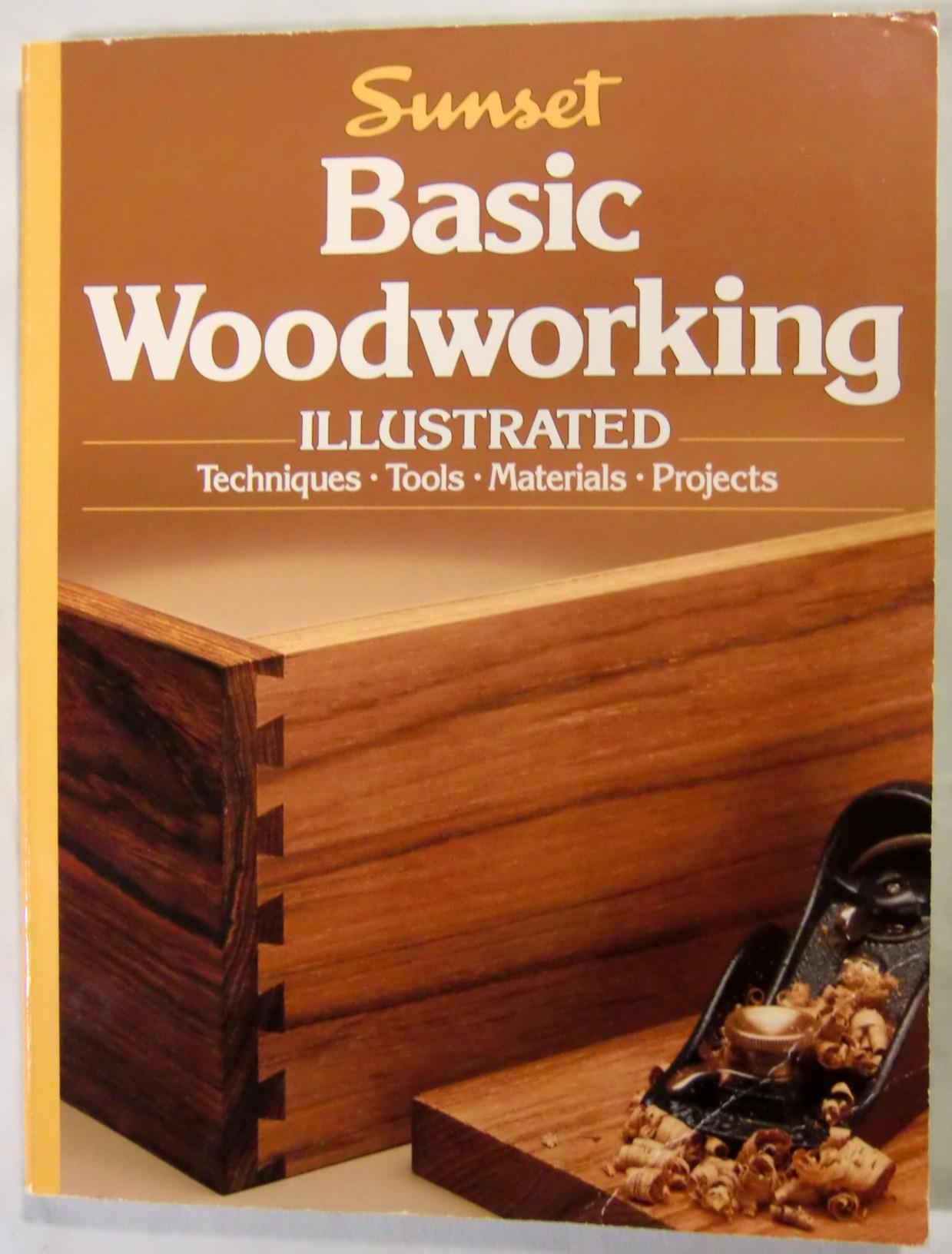 Basic Woodworking Illustrated