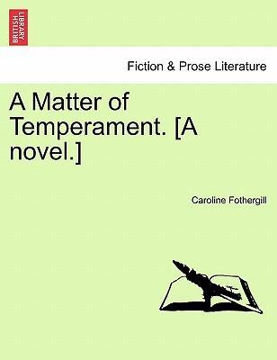A Matter of Temperam...