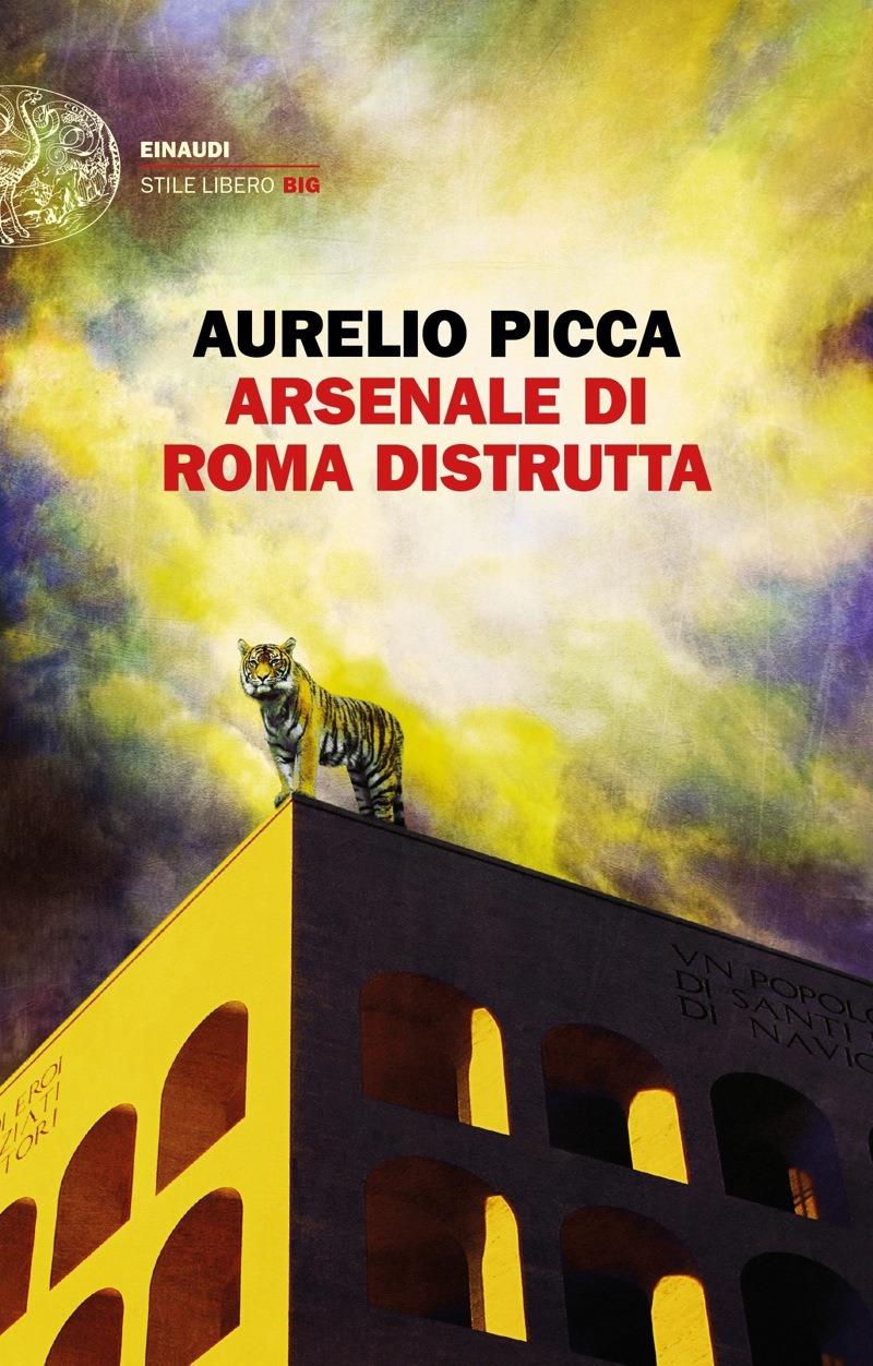 Arsenale di Roma dis...