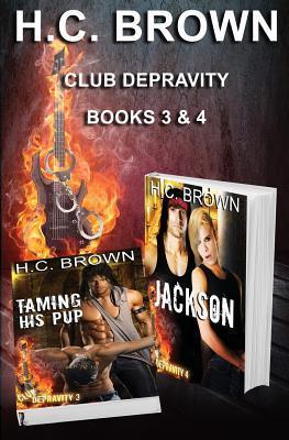 Club Depravity - Books 3 & 4