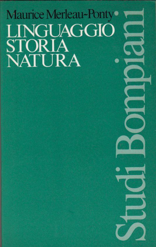 Linguaggio, storia, natura