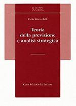 Teoria della previsione e analisi strategica
