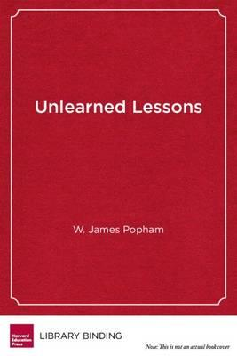 Unlearned Lessons
