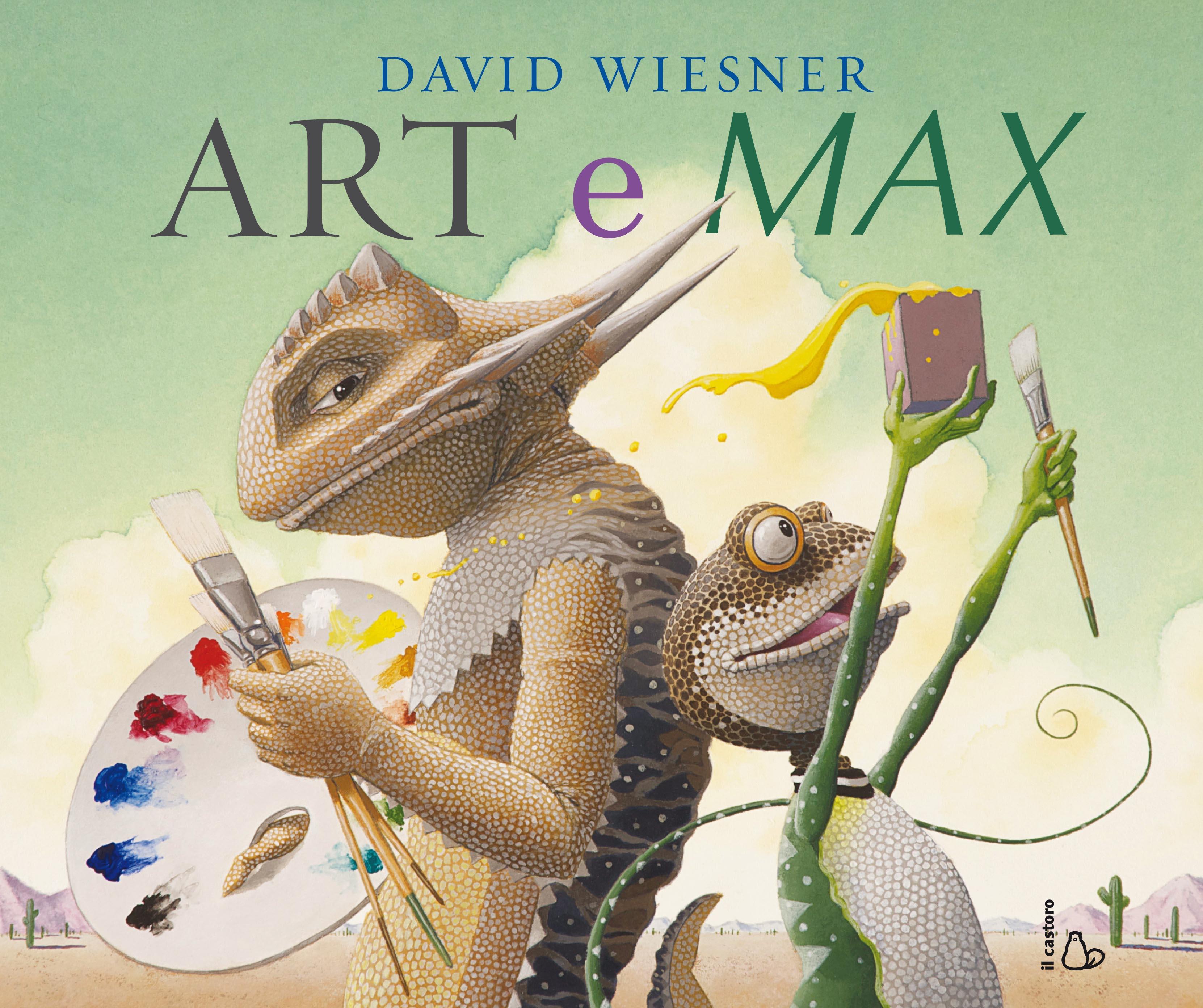 Art e Max