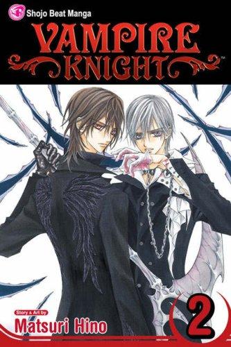 Vampire Knight T02