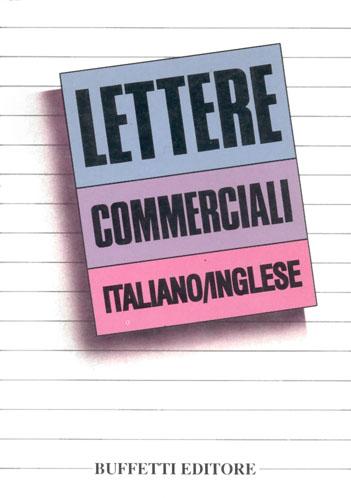 Lettere commerciali italiano inglese