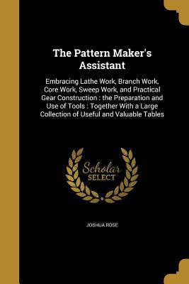PATTERN MAKERS ASSISTANT