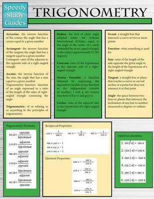Trigonometry (Speedy...