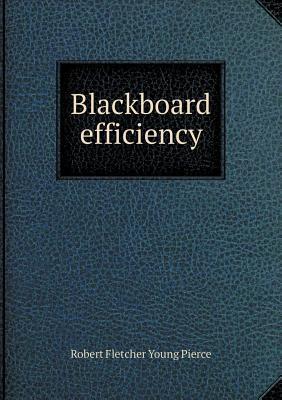 Blackboard Efficiency