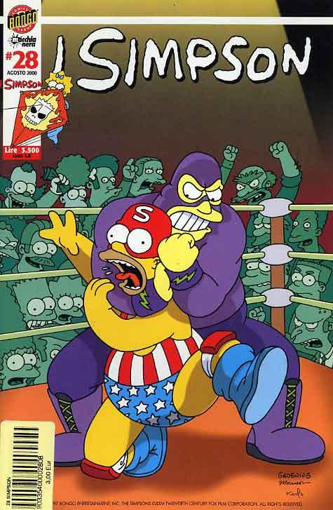 I Simpson n. 28