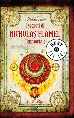 Il mago. I segreti di Nicholas Flamel, l'immortale