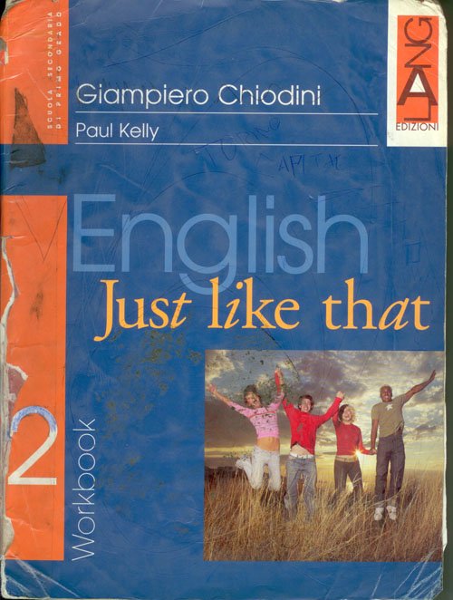 English Just like that
