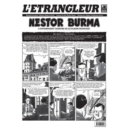 L'Etrangleur, N°3, ...