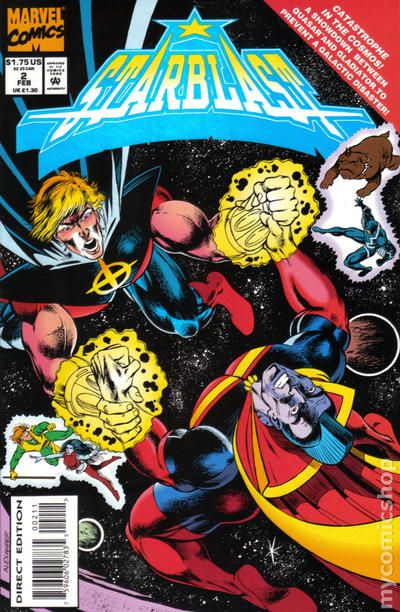 Starblast Vol.1 #2