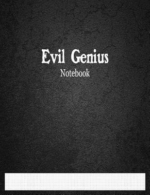 Evil Genius Notebook