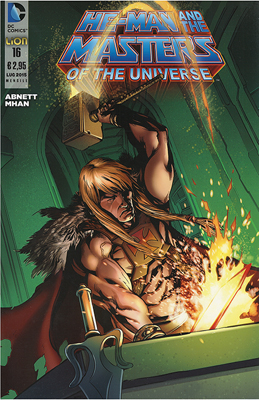 He-Man and the Masters of the Universe #16