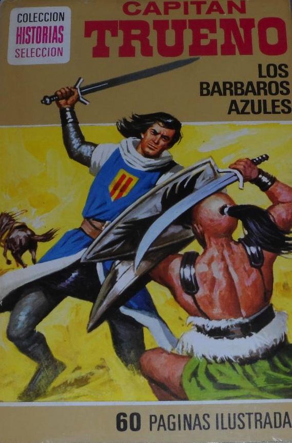 Capitán Trueno: Los bárbaros azules