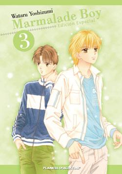 Marmalade Boy #3 (de 6)