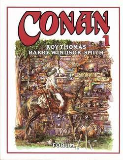 Conan de Barry Windsor-Smith Nº 01