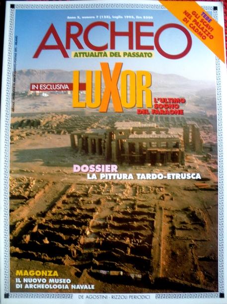 Archeo attualità del passato n. 125