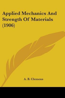 Applied Mechanics And Strength Of Materials