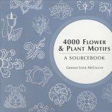 4000 Flower & Plant Motifs