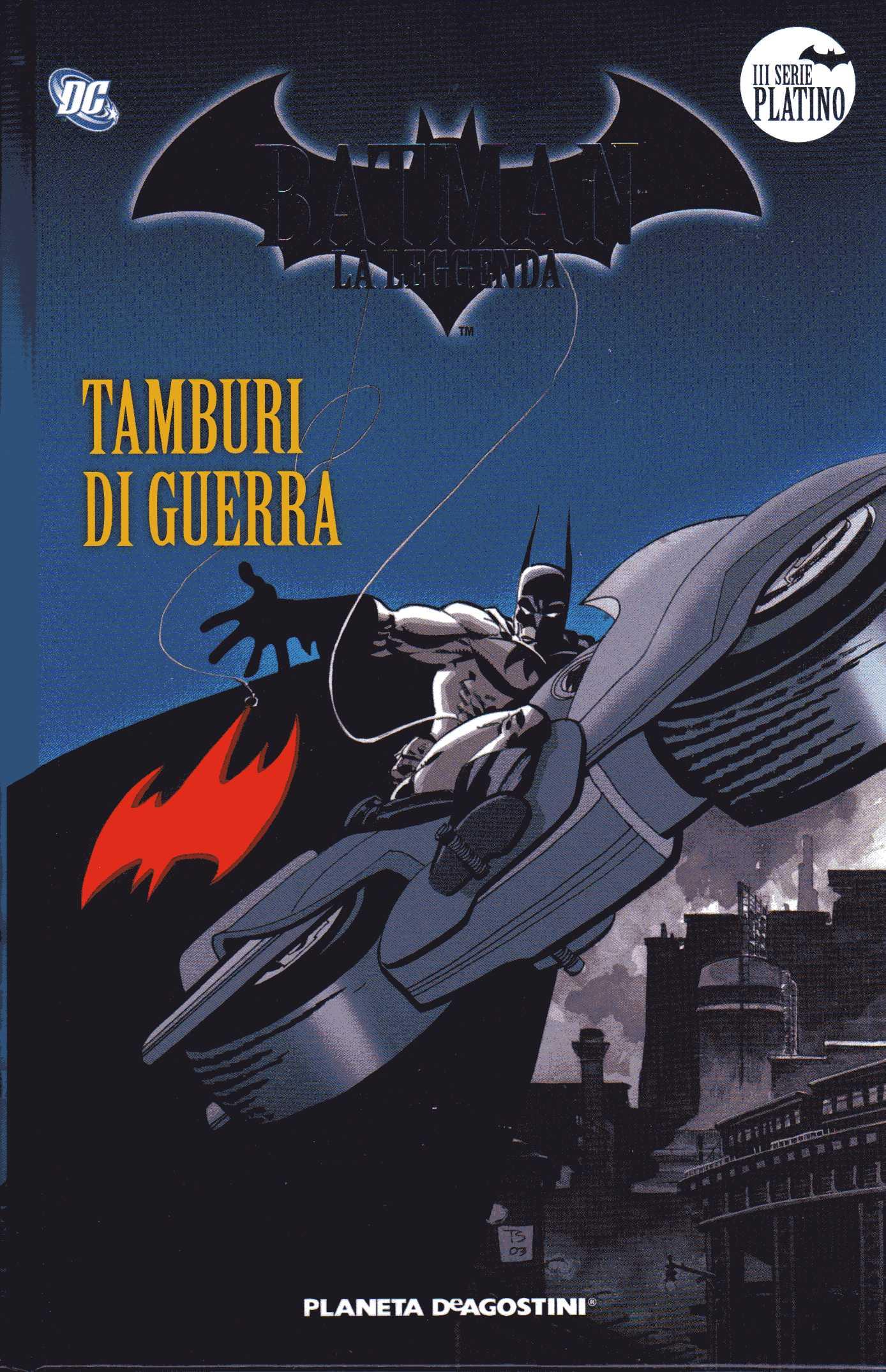 Batman la Leggenda n. 25