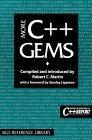 More C++ Gems
