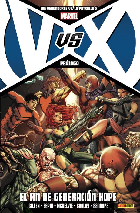 VvX: Los Vengadores ...
