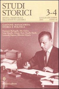 Studi storici (2003) vol