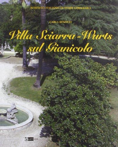 Villa Sciarra-Wurts sul Gianicolo