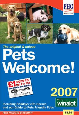 Pets Welcome! 2007