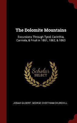The Dolomite Mountai...