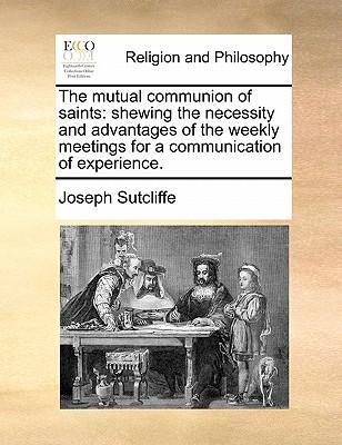 The Mutual Communion of Saints