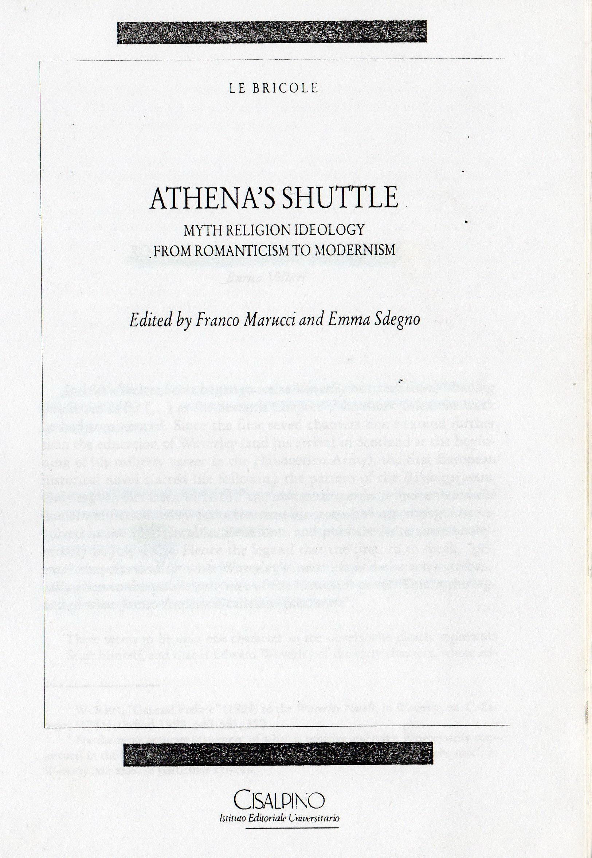 Athena's shuttle