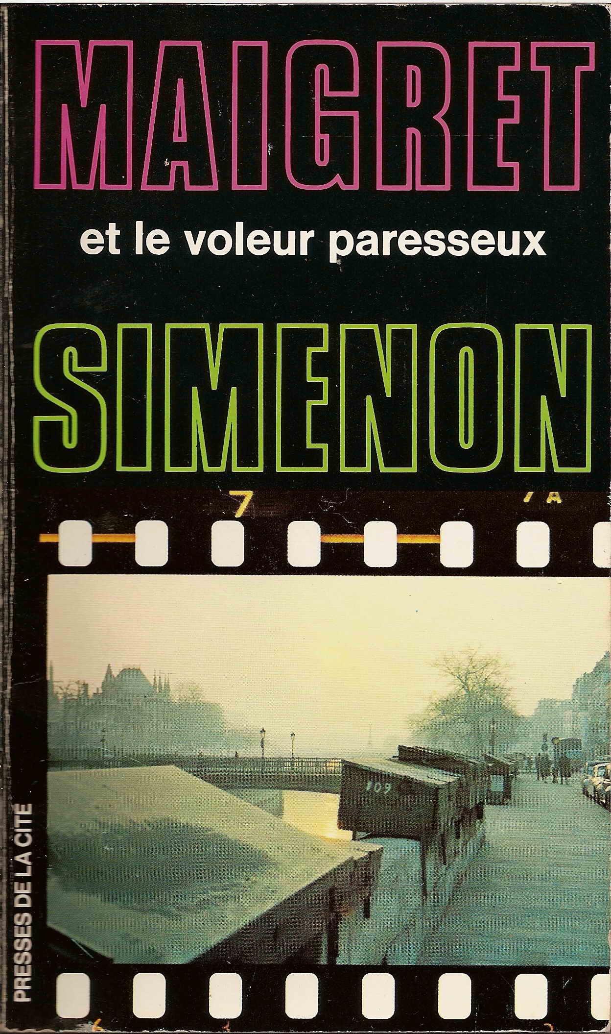 Maigret & voleur par...