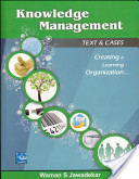 Knowledge Management: Text and Cases