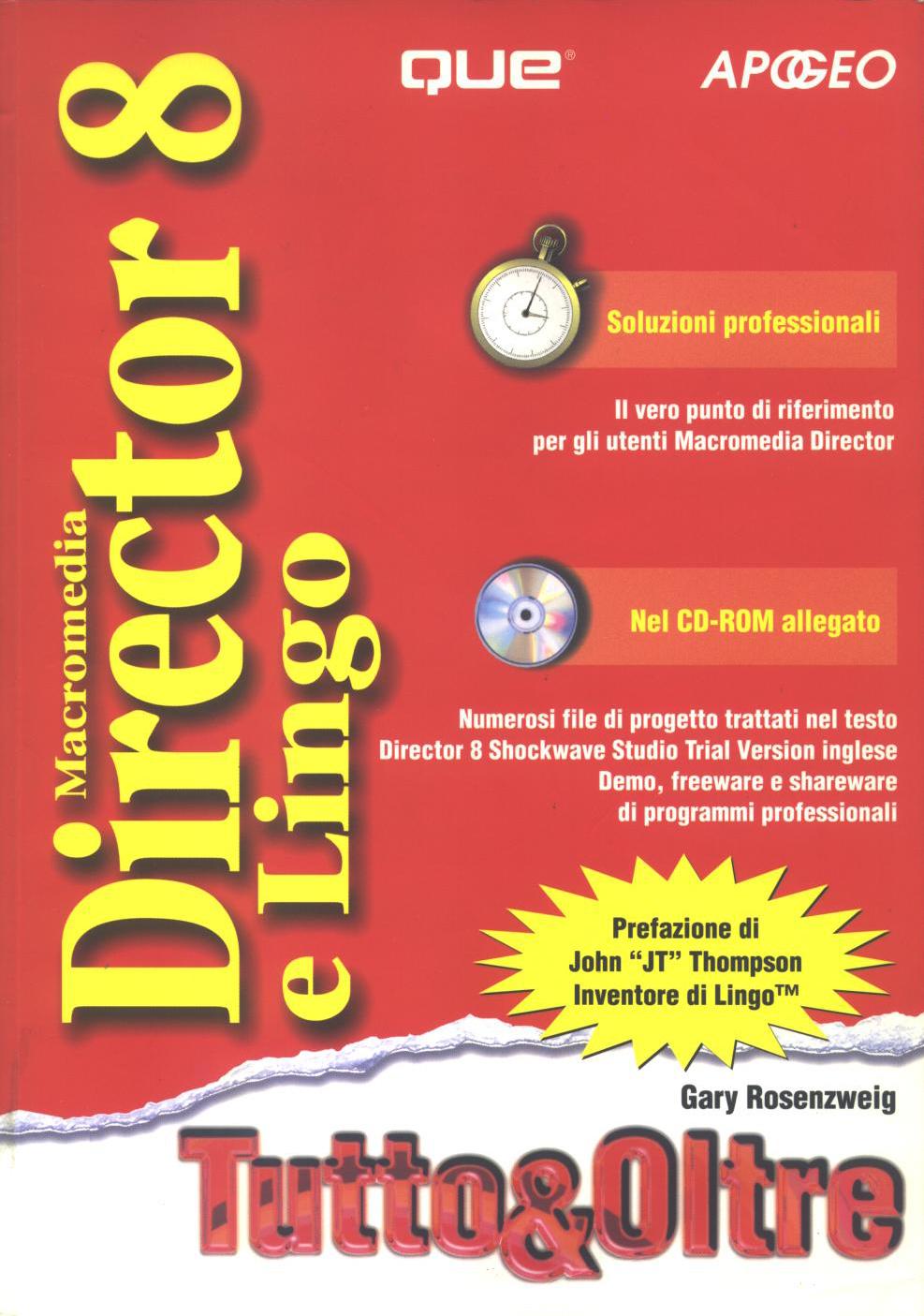 Macromedia Director ...